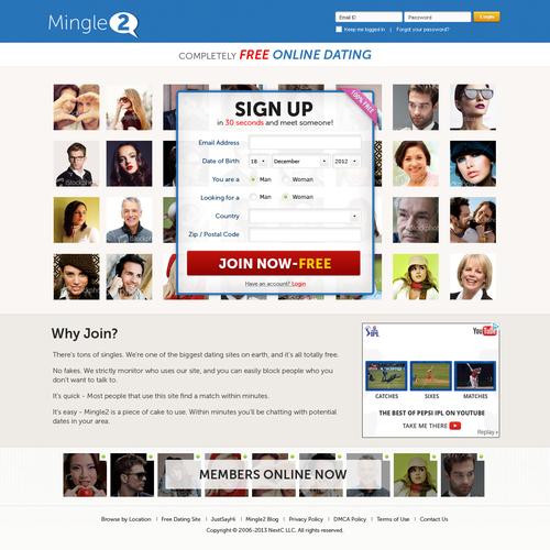 Websites für online-dating