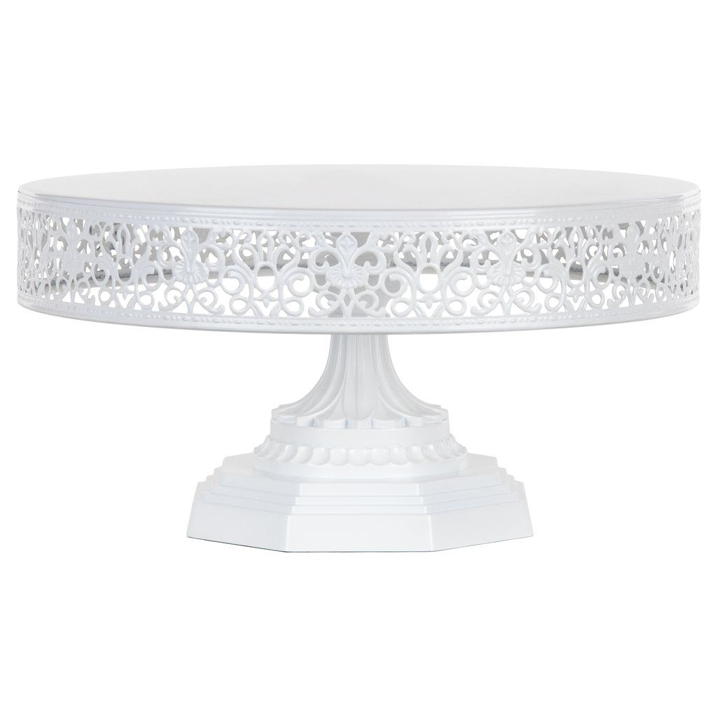 12 Inch Round Metal Wedding Cake Stand White Metal Wedding Cake Stands Wedding Cake Stand White Cool Wedding Cakes