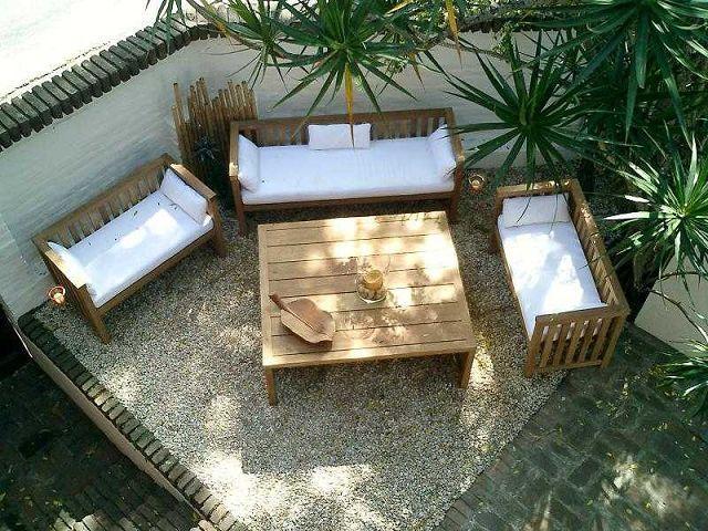 jardines terrazas piscinas exteriores decoracin foros