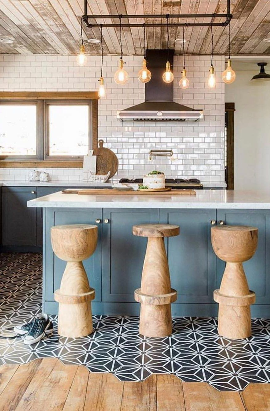 37 Top Kitchen Trends Design Ideas and Images for 2019 Part 18 #topkitchendesigns