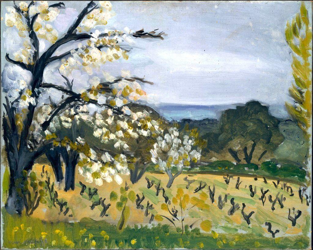 Landscape, Nice - Henri Matisse