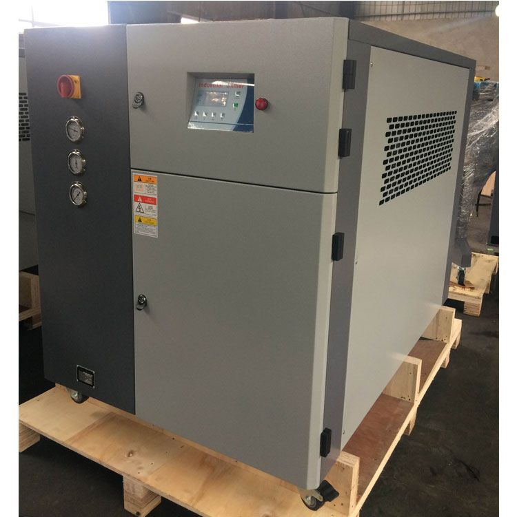 Water Cooled Industrial Waterchiller The Water Chilling Machine