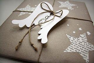 Idee Geschenkverpackung by eva.ritz