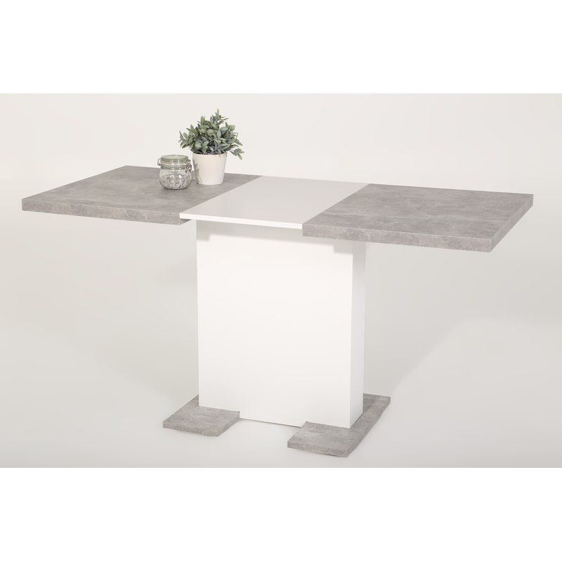 Ilene Extendable Dining Table Table Extendable Dining Table