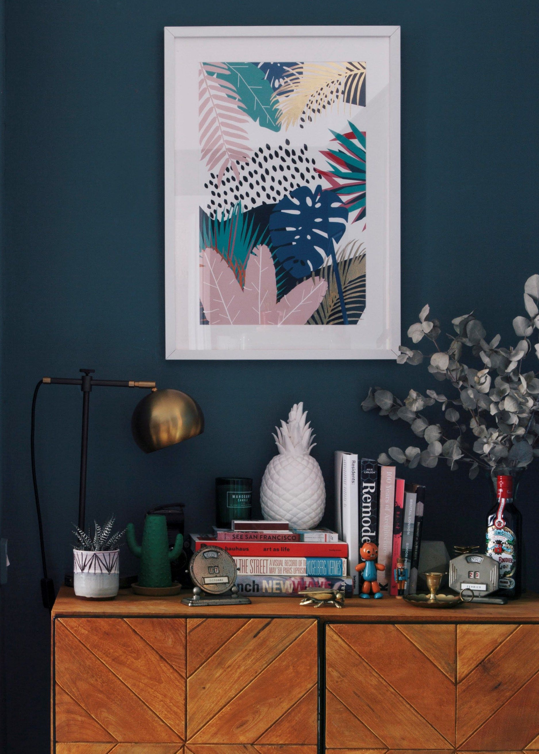 Our Hallway Just Got A Bit Exciting With Images Eclectic