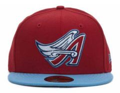 official photos 27440 c0a2f Awesome old school Anaheim Angels hat!