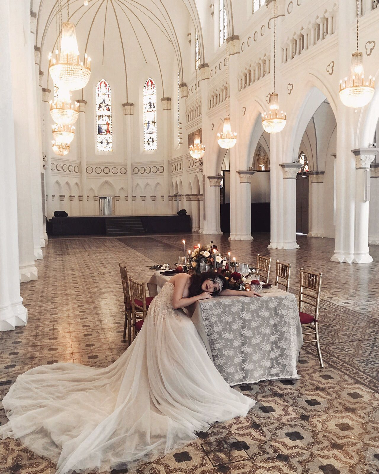 Chijmes Singapore // Wedding Venue Inspiration