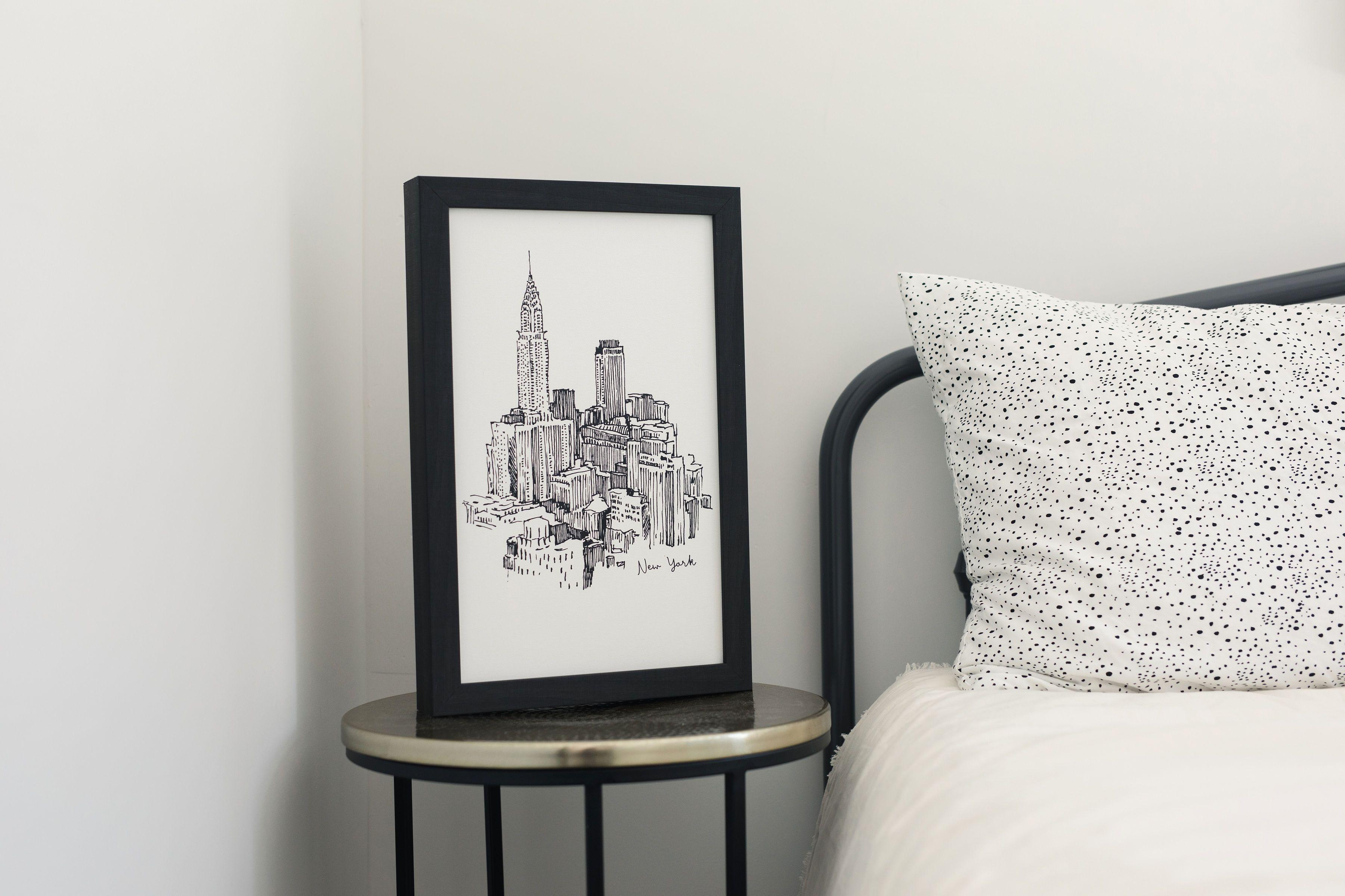 Newyork Cityscape Empirestate Empirestatebuilding