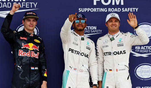 F1 イギリスGP 予選:トップ10ドライバーコメント  [F1 / Formula 1]