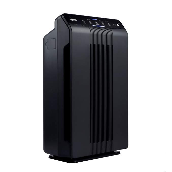 Amazon Com Winix 5500 2 Air Purifier With True Hepa Plasmawave And Odor Reducing Washable Aoc Carbon Air Purifier Allergies Air Purifier Filter Air Purifier