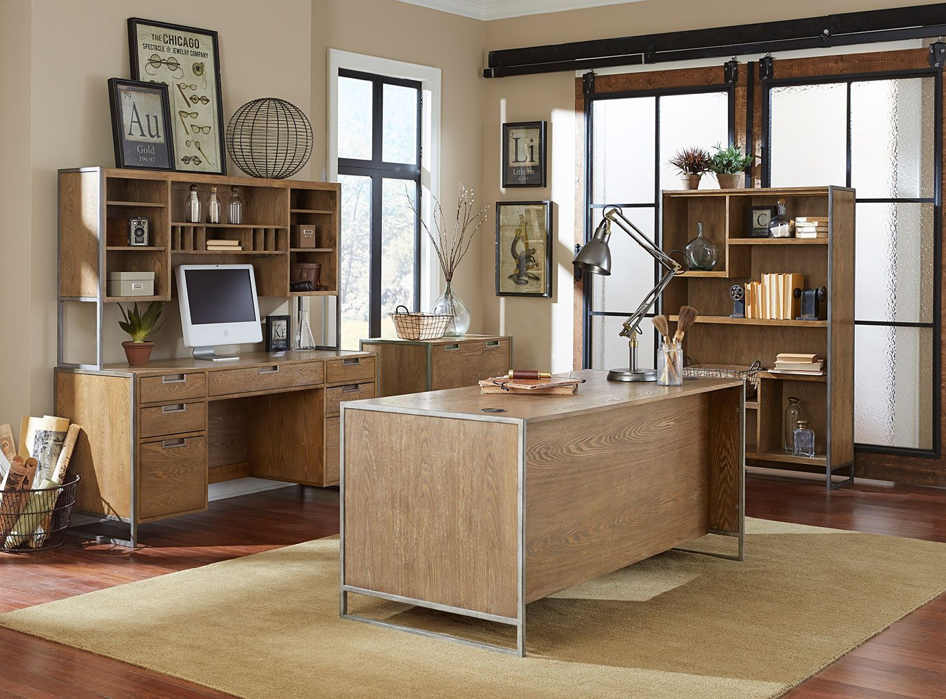 kathy ireland home belmont collection home office with style
