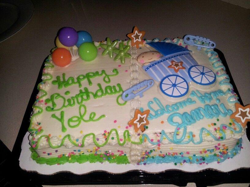 2n1 cake birthday and home baby cake baby cake