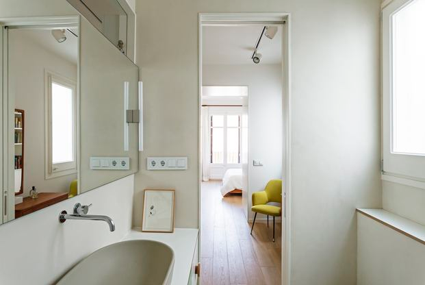 AcabadoMate reforma vivienda estilo nórdico y minimalista ...