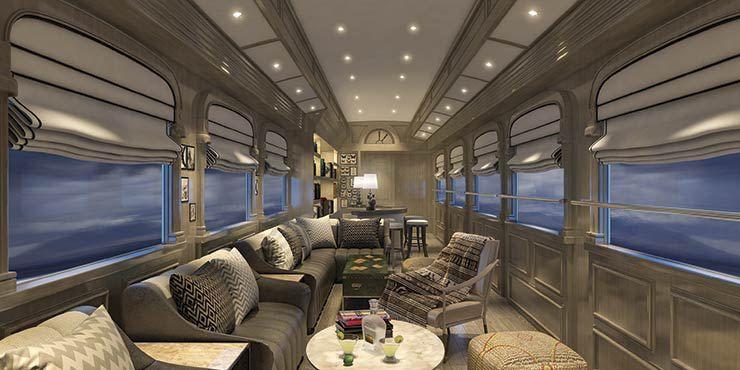 Trem de luxo no Peru - Belmond Andean Explorer (Foto: Divulgação)