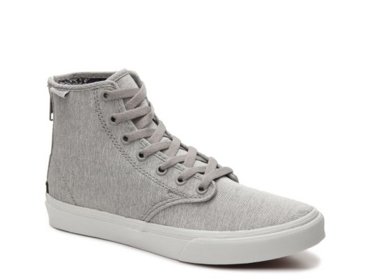Camden Hi Zip, Womens High-Top Sneakers Vans