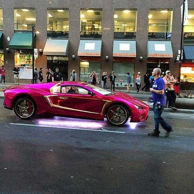 Joker S Car Is Fabulous Cars Pinterest Cars