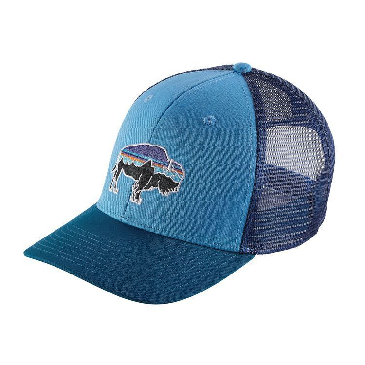 6e8277d9a8e Patagonia Fitz Roy Bison Trucker Hat