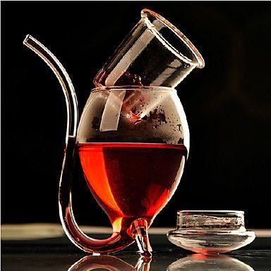 estilo vampiro uísque vinho 300ml copo sipper vidro – BRL R$ 28,54