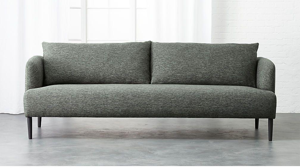 Ronan Grey Sofa + Reviews in 2020 Most comfortable sofa