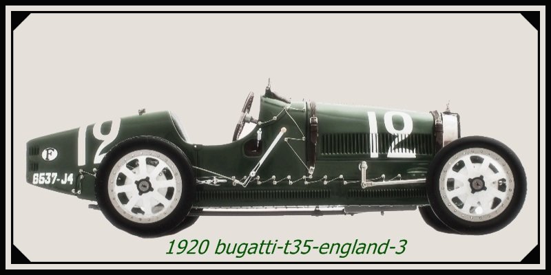 1920 Bugatti T35 England 3 Old Racing Car 1900 1920 Pinterest