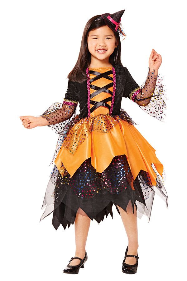 Hocus pocus, alakazam! Your little one will put a spell on the - neighborhood halloween party ideas
