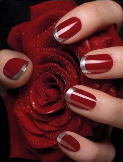 The Eternal Allure Of The Red Nail
