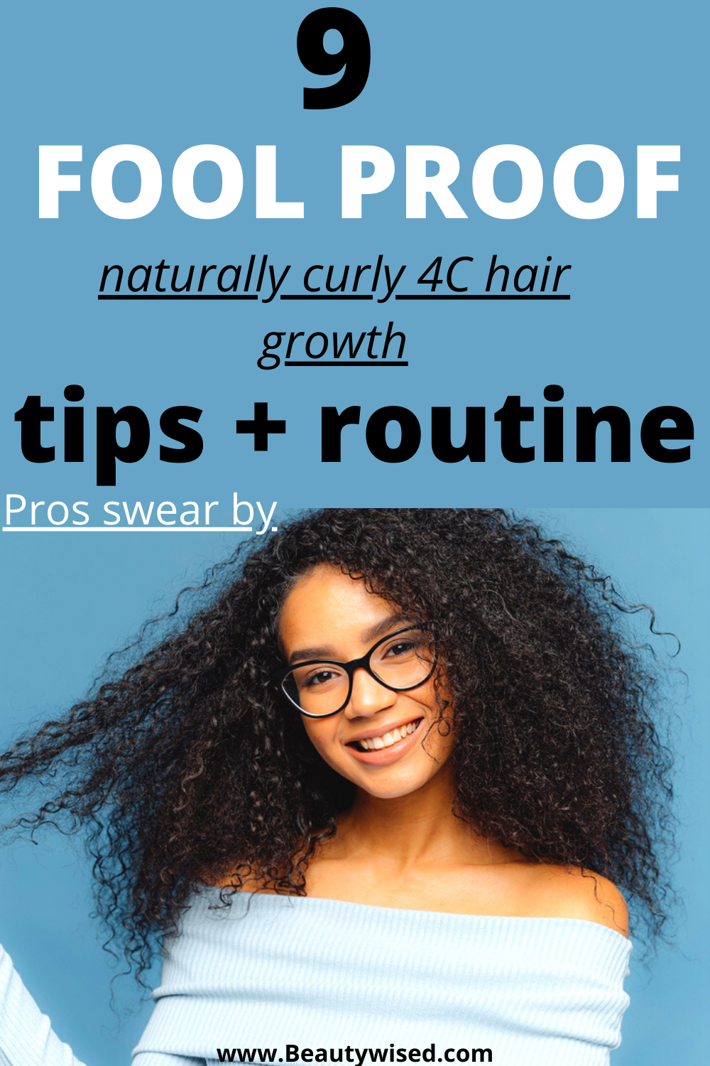 Pin on Naturally curly hair care tips,routine for growth