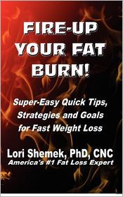 Fire-up your fat burn!!  Dr. @LoriShemek shares some amazing information to help you succeed!