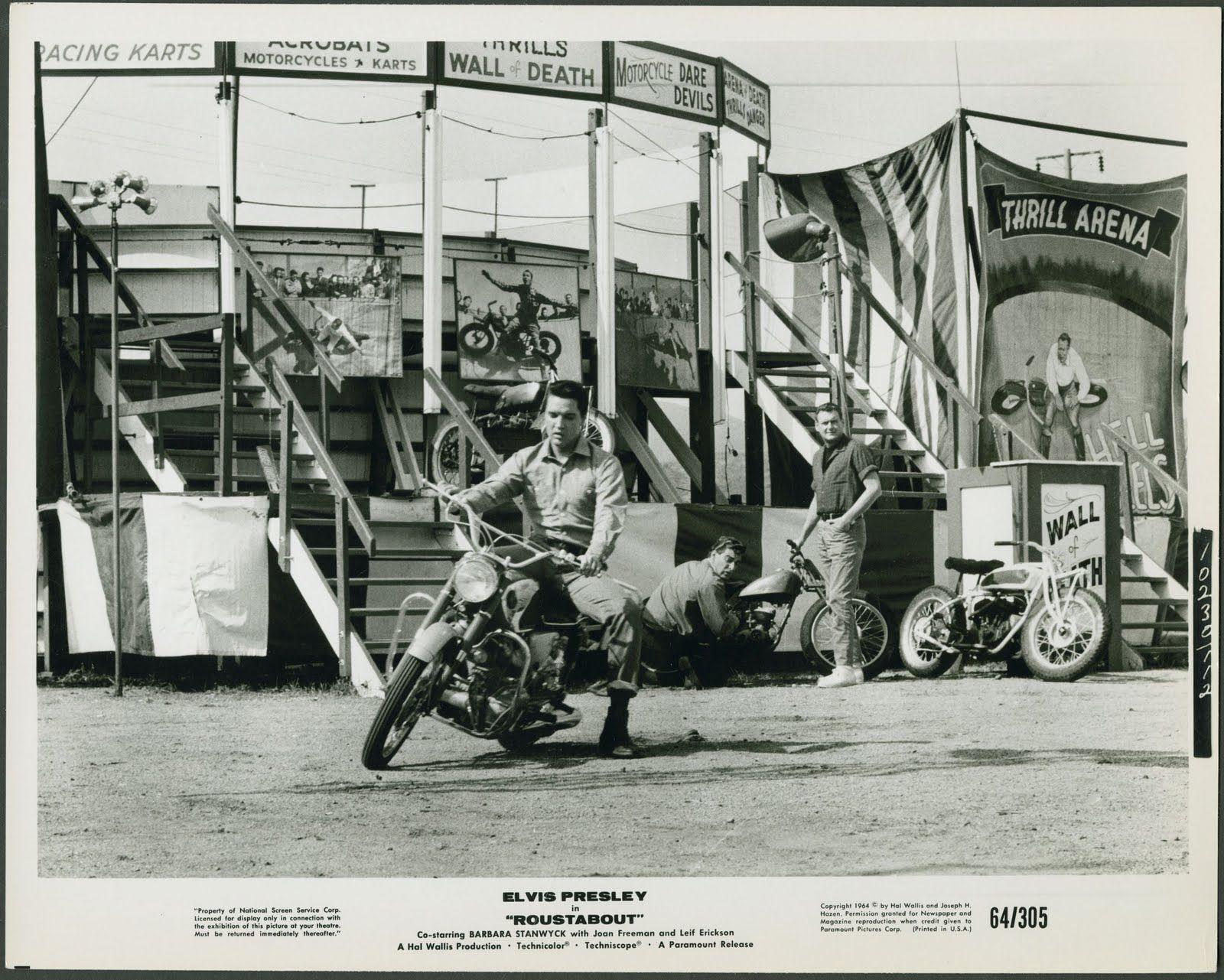 Motoblogn: Elvis Presley Harley-Davidson Gallery