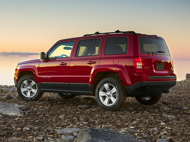 The 20 Least Safe Cars Of 2015 Page 20 Of 20 Jeep Patriot