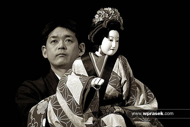 Gion Corner, Kyoto.   Gion Corner is a 10-minute walk from Kawaramachi Station on the Hankyu Line.  Take in the 7 different performing arts there including: Bunraku, tea ceremony, Gagaku, Kyogen, Koto Zither, Kyo-Mai, Ikebana.          [image by wprasek, via Flickr]