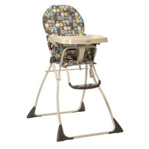Cosco Flat Fold High Chair 37 Good For Travel And Older Children