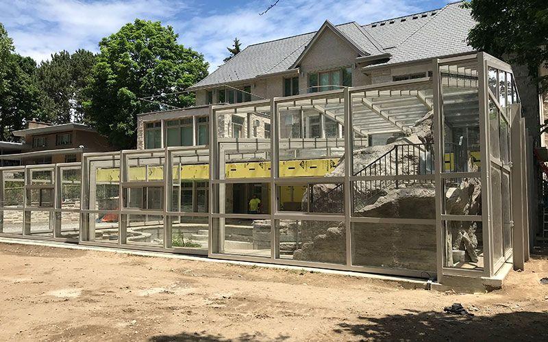 Retractable Pool Enclosures Photo Gallery Made in