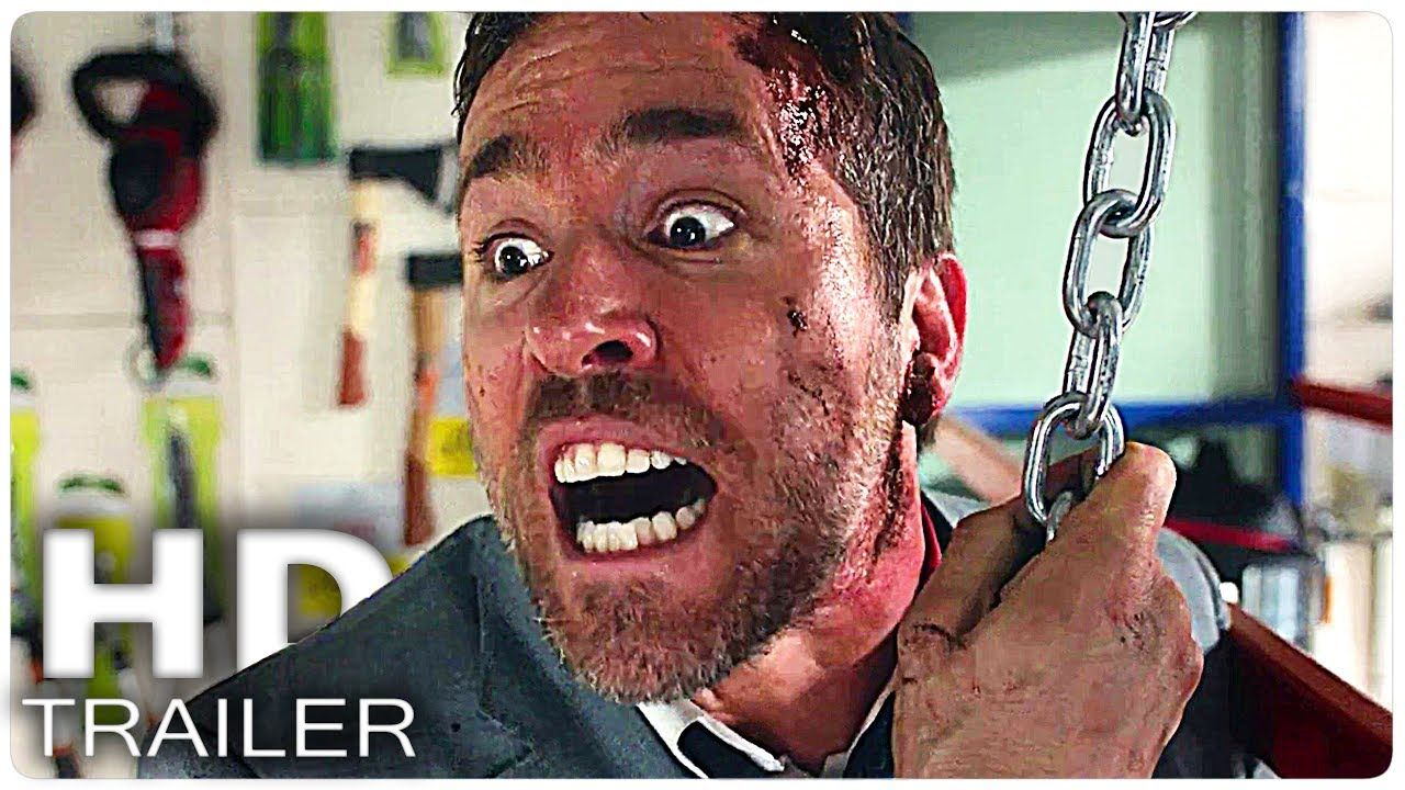 THE HITMAN'S BODYGUARD Trailer 3 (Extended) 2017 Movie