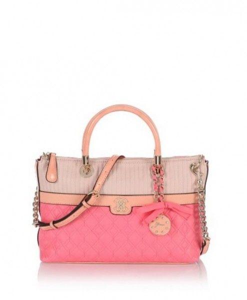 Borse Guess primavera-estate 2014 rosa - #bags #pink