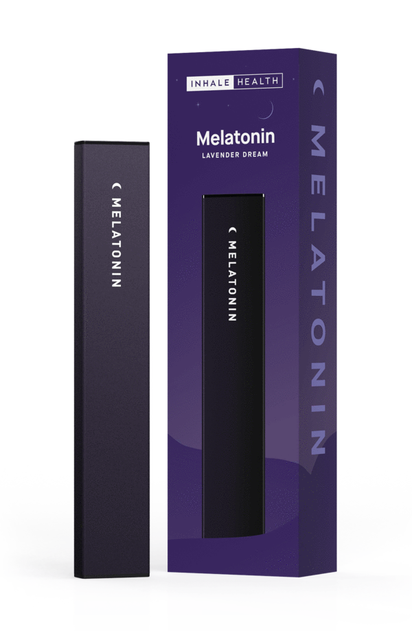 Inhale Health Melatonin Inhaler 40mg Sleep Pen in 2020