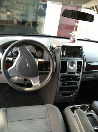 Make Chrysler Model Town Country Year 2010 Body Style Van