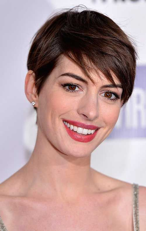 Awesome 20 Brown Pixie Cuts Short Haircut Com 20 Brown Pixie Short Hairstyles For Black Women Fulllsitofus