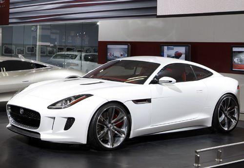 Merveilleux 2014 Jaguar F Type Coupe Redesign