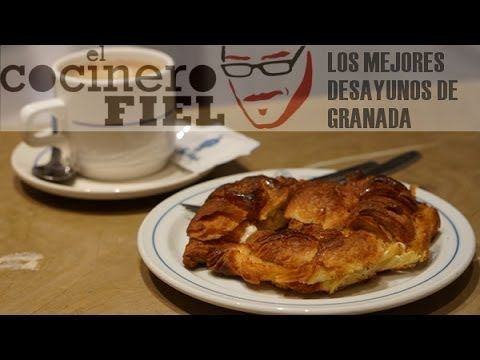 LOS MEJORES DESAYUNOS DE GRANADA - YouTube