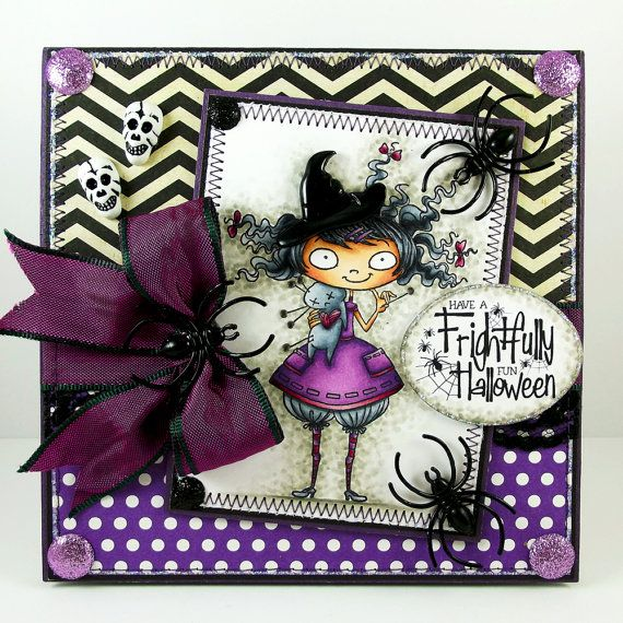 Purple Passion by Marge on Etsy