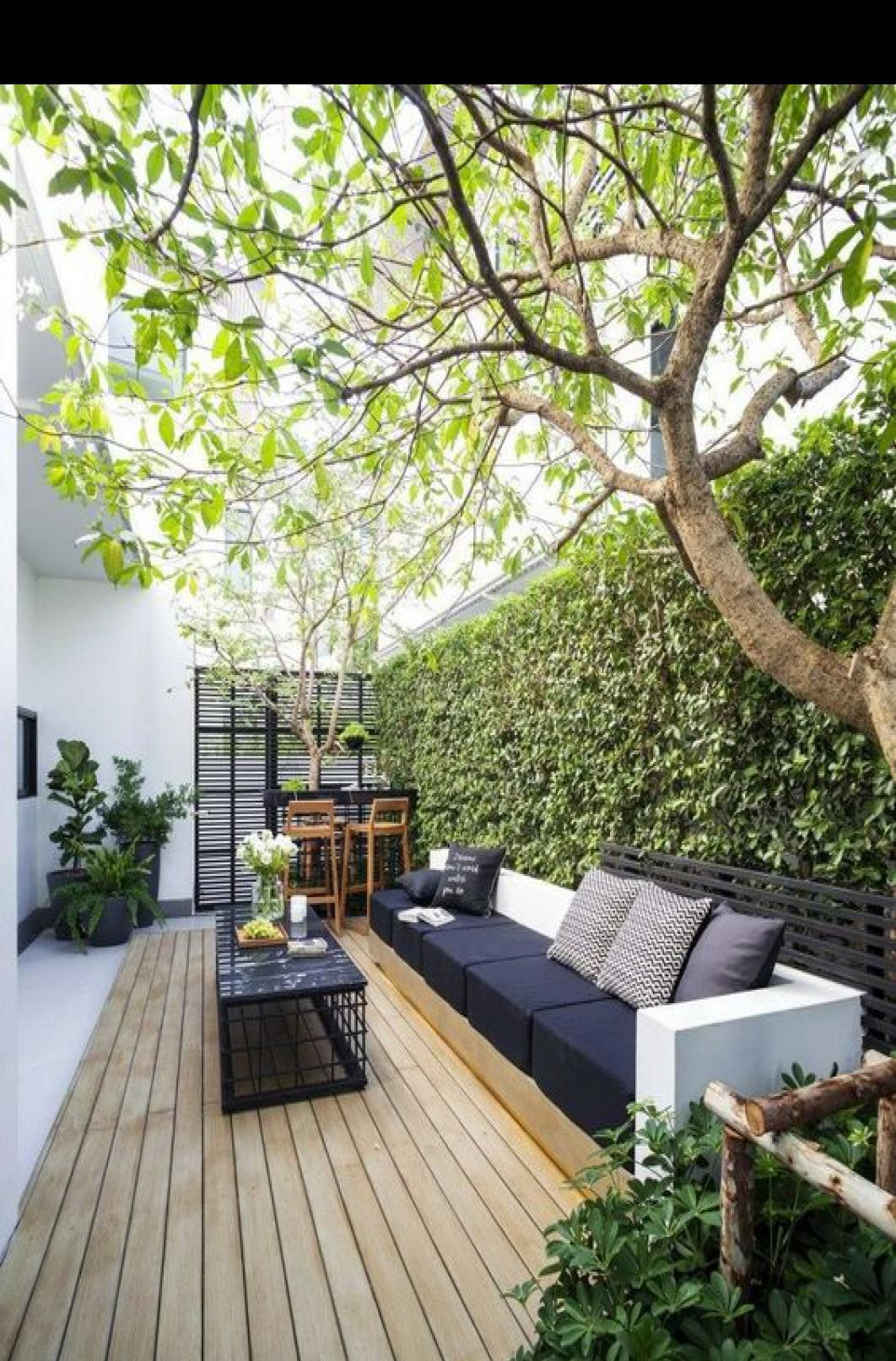 48 Comfy Outdoor Benches Ideas With L Shaped Design in ... on L Shaped Patio Ideas id=95236