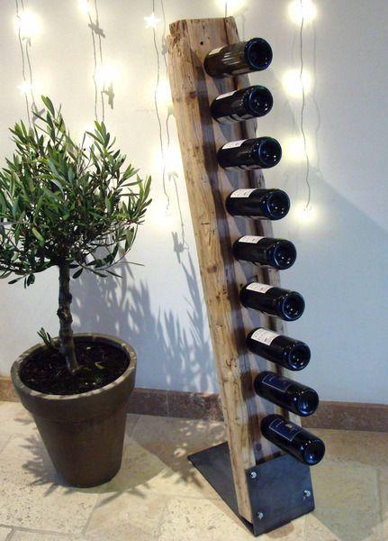 Weinregal Holz Weinstander Weinregale Und Palette Wein