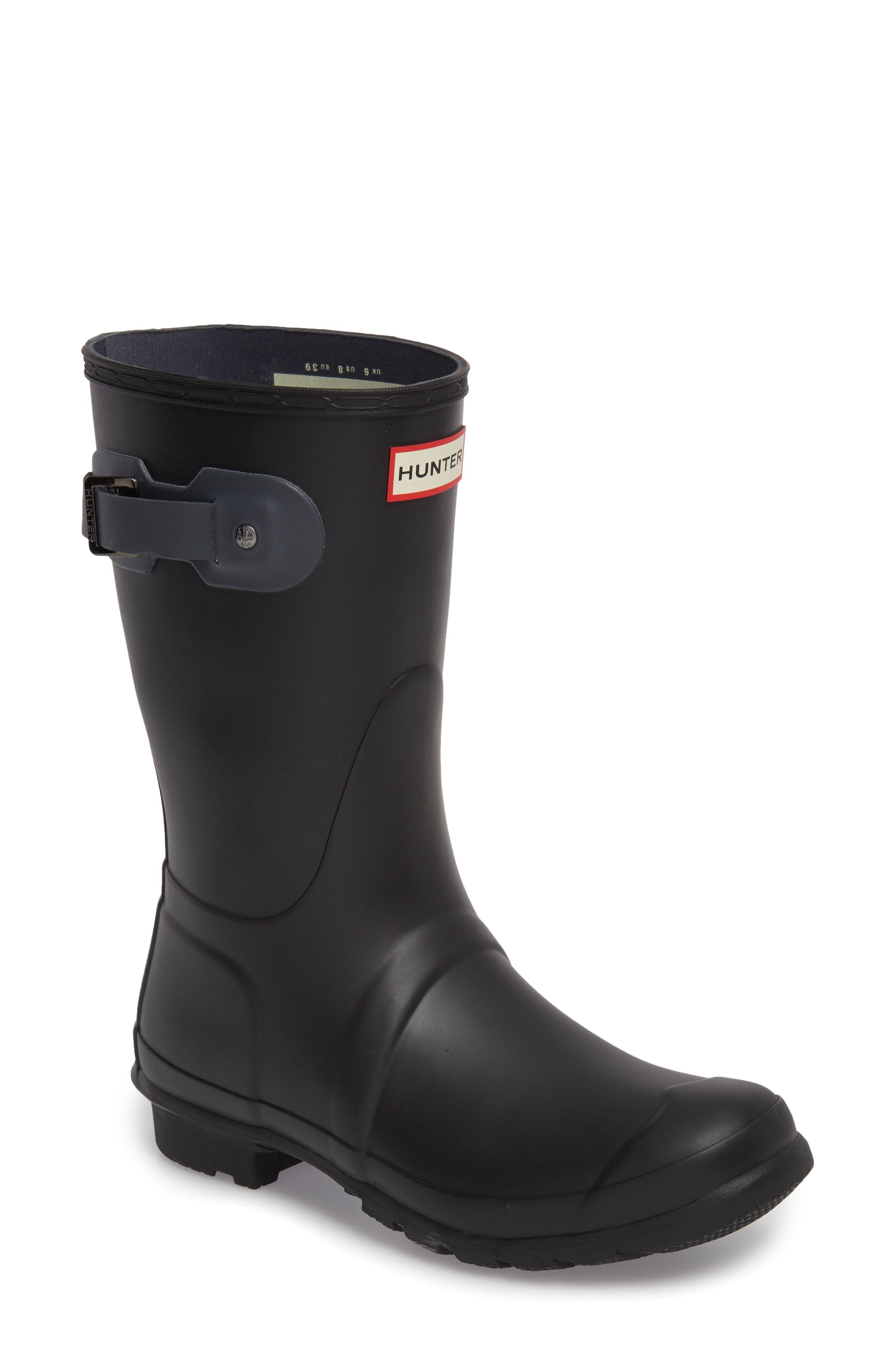 Hunter Original Short Rain Boot (Women