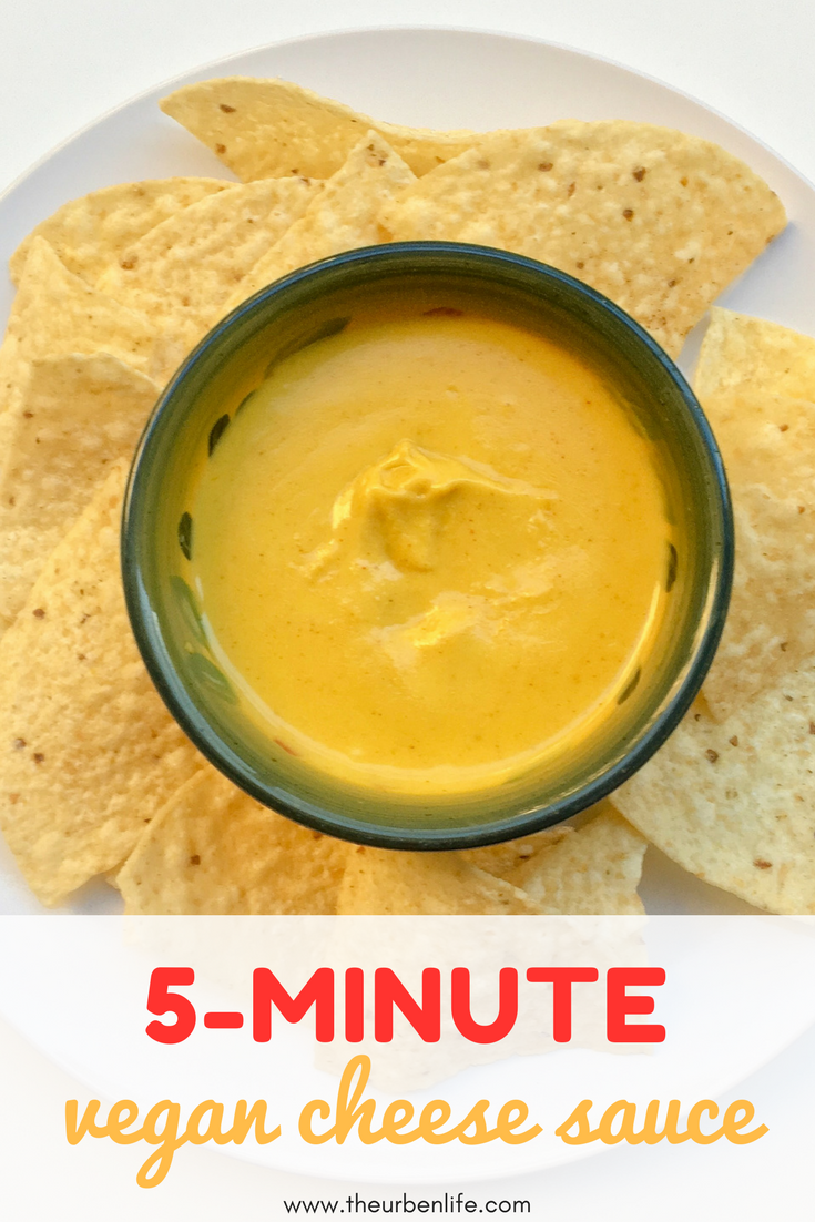 Basic Vegan Cheese Sauce And The Veginner S Cookbook Review The Urben Life Recipe Nutritional Yeast Recipes Vegan Cheese Sauce Vegan Cheese