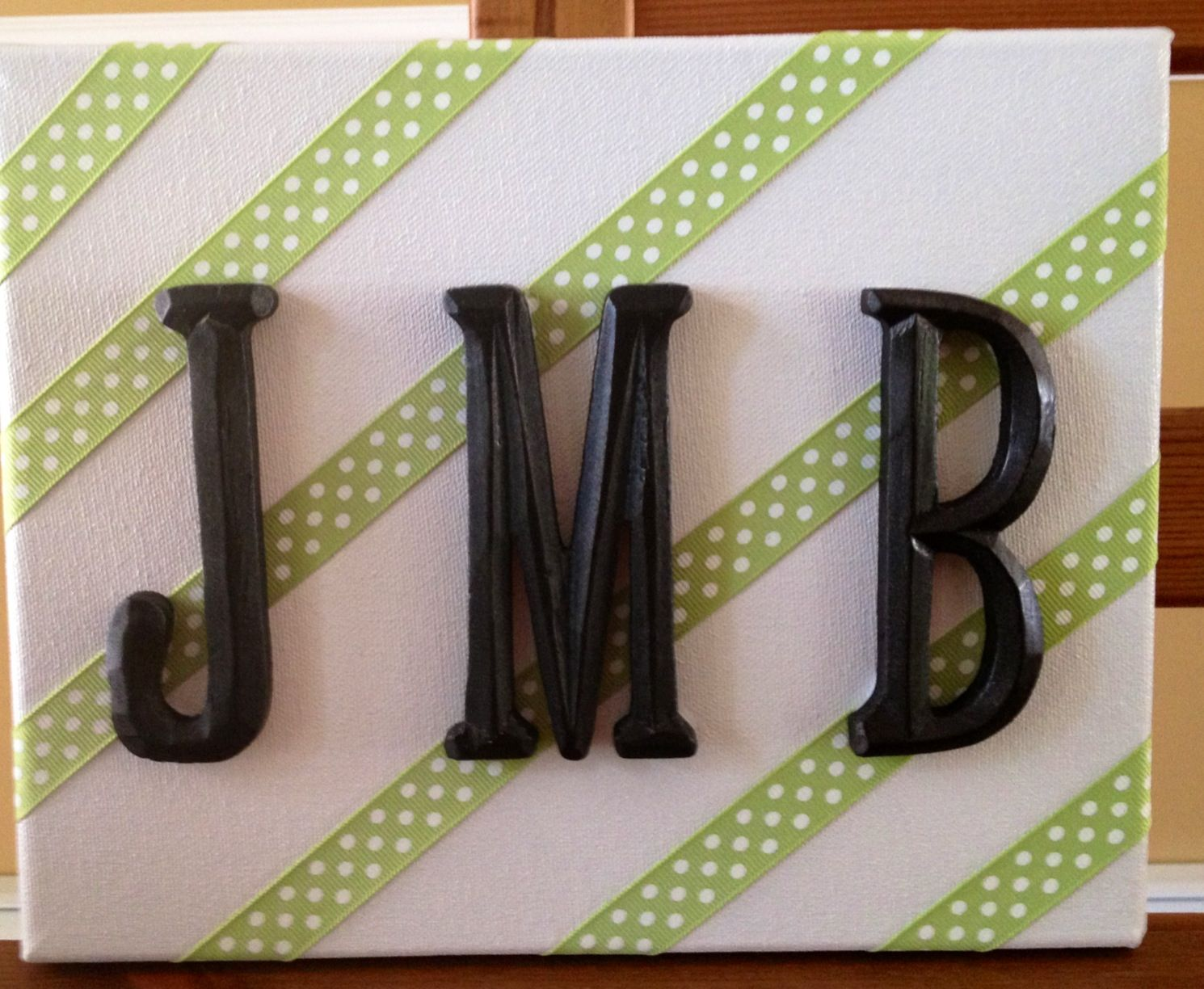 Personalized kids canvas