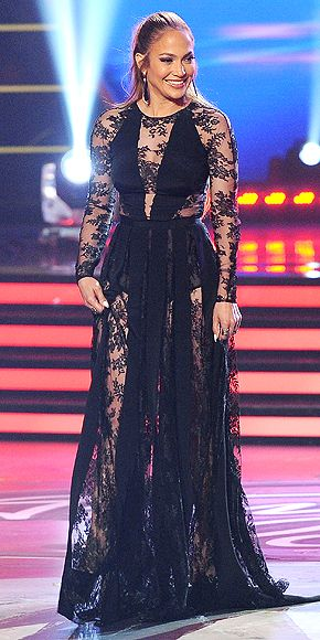 151a5dd35473 Jennifer Lopez s Best Fashion Moments on American Idol