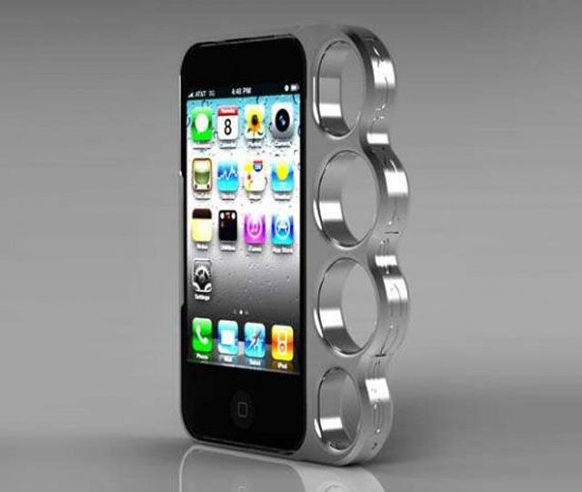 iPhone Schlagring