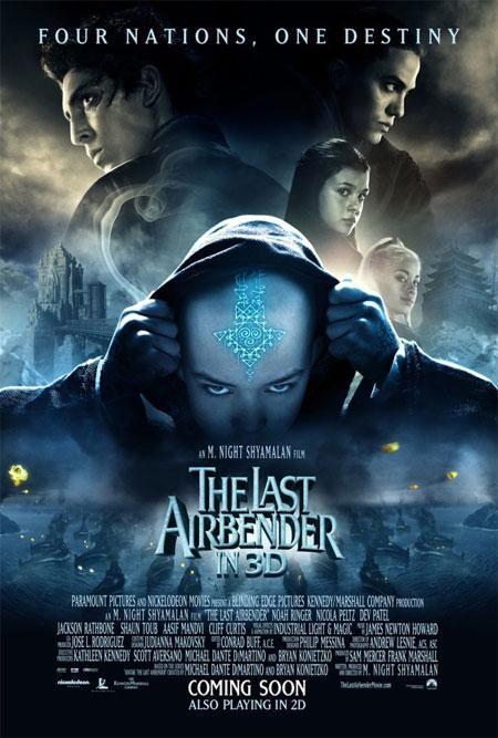 Filme O Ultimo Mestre Do Ar The Last Airbender Cinepop