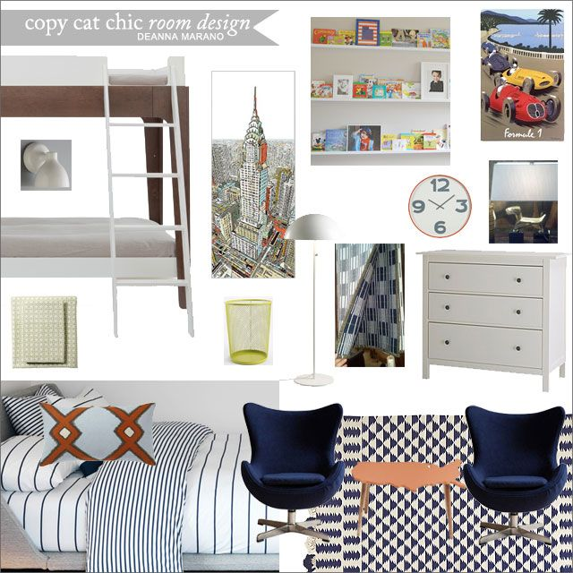 Deanna Marano   Copy Cat Chic Room Designs   Home Owner ...